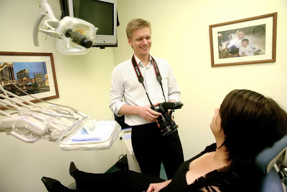 Visiting the dentist in Bundaberg!