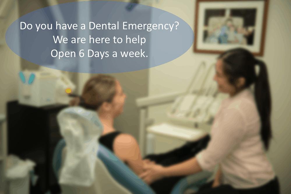 dental emergency bundaberg