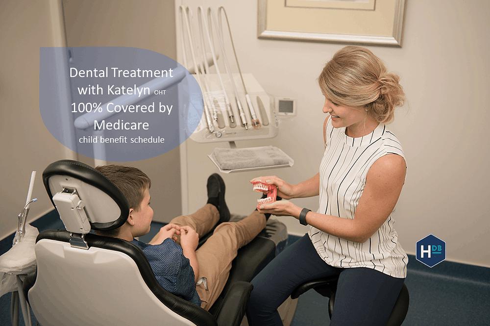 Children's Dentist Bundaberg